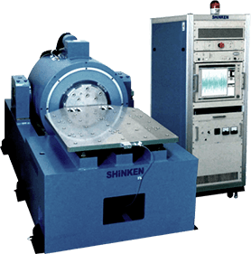 Single-axis Vibration Test System