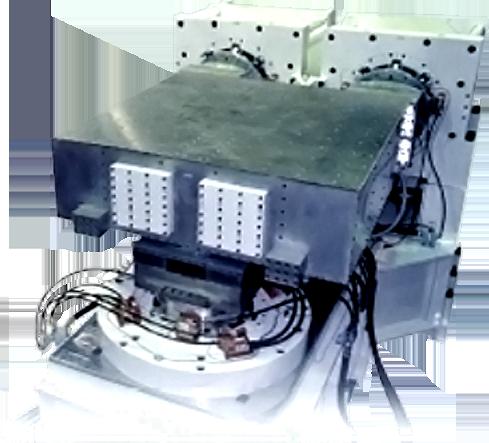 世界最大動電型多軸 振動試験装置 G-8340-1LT-120